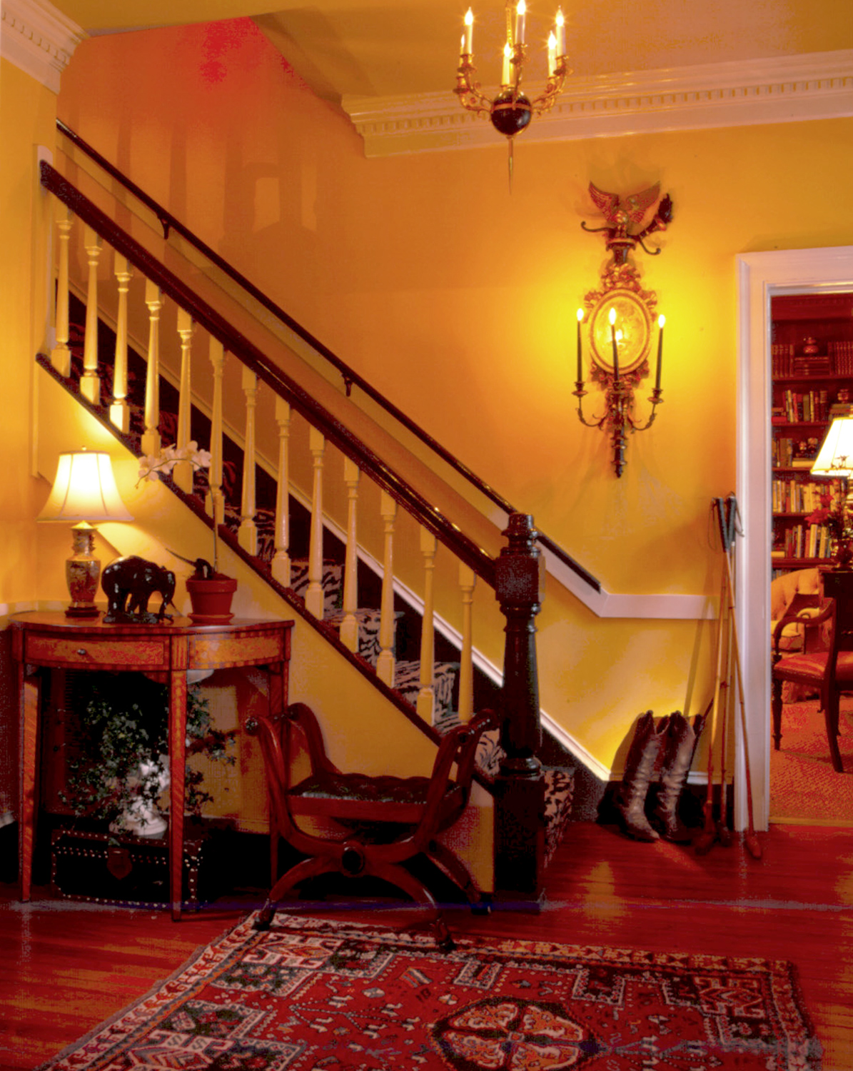Foyer at Inn of Court Square, Gift Certificates, Promotions