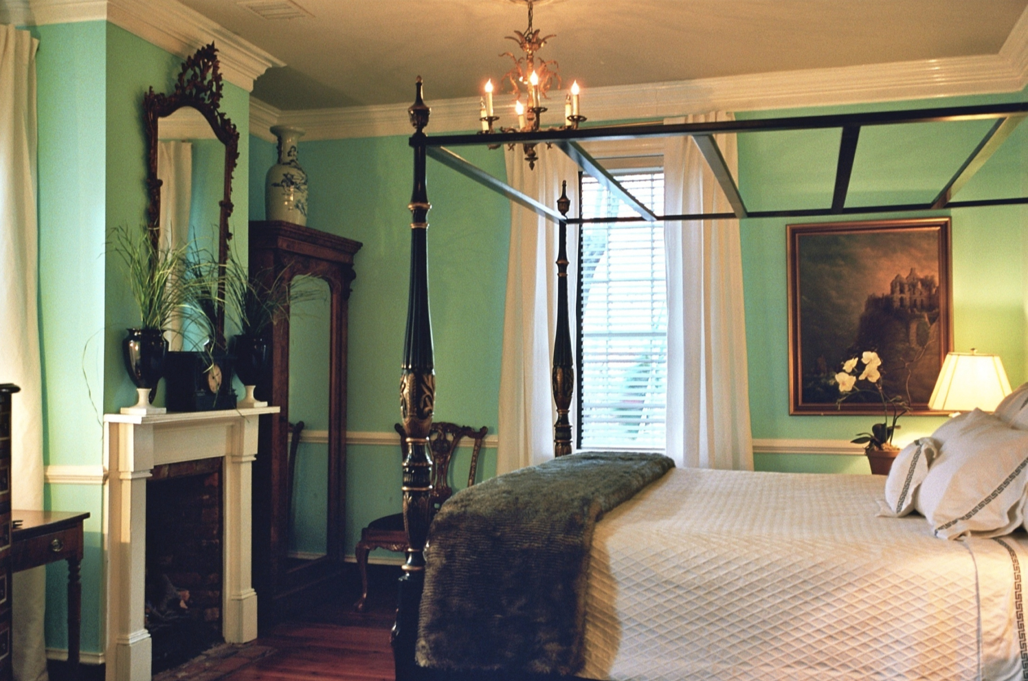 Stonewall Jackson Bedroom, The Inn at Court Square, Charlottesville, Virginia
