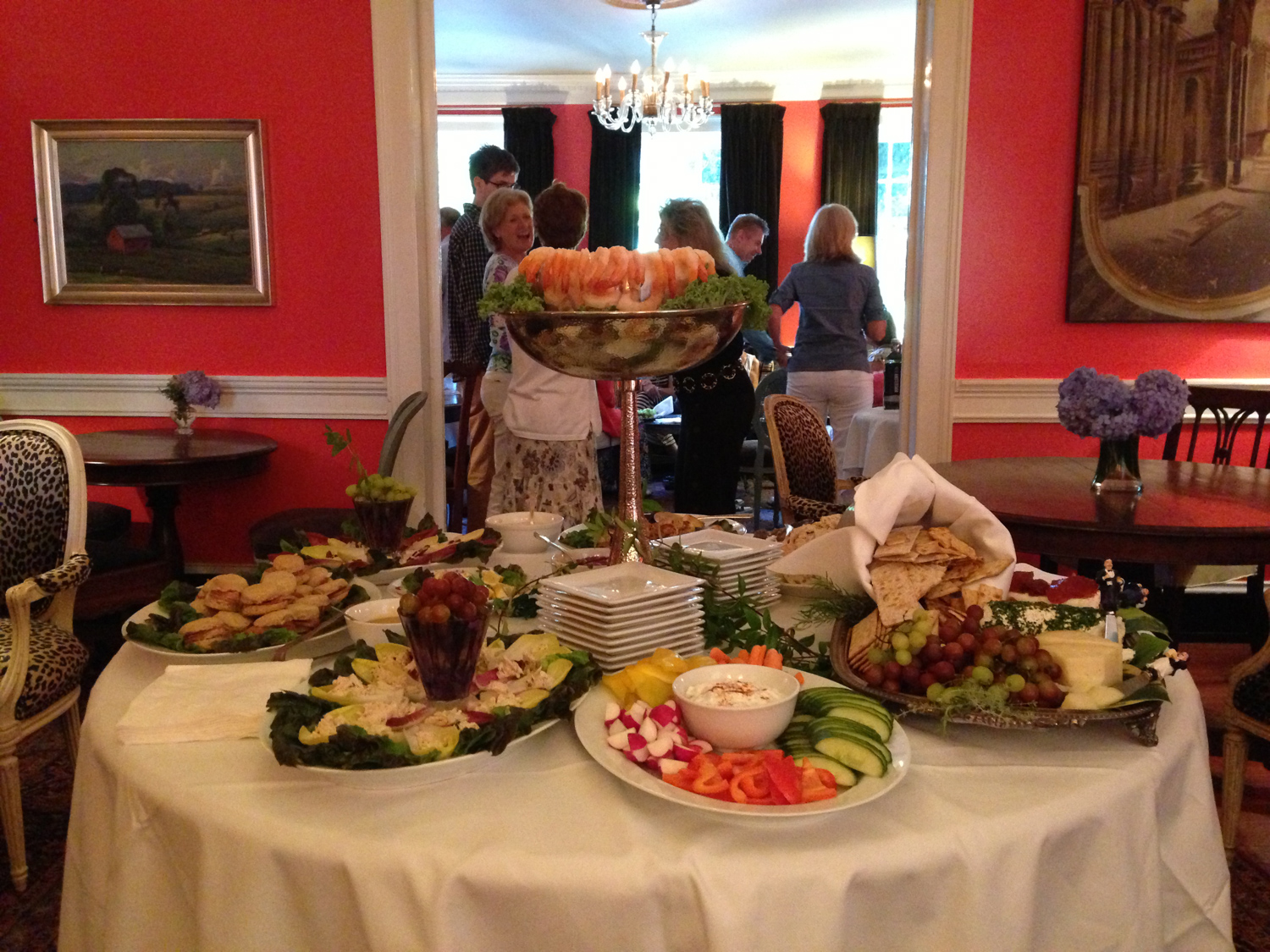 Private Parties, Dining, Food